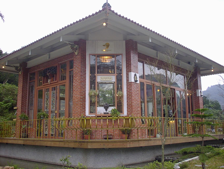 中西交融鄉村VILLA蘊含歐洲風格圓融著中國古風